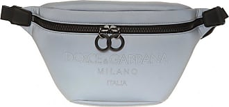 Dolce & Gabbana Fanny Belt Bag Mens Silver