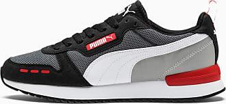Puma Womens PUMA R78 Runner Trainers, Grey, size 3.5, Shoes