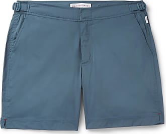 d4cd58e906 Orlebar Brown Bulldog Sport Mid-length Swim Shorts - Blue