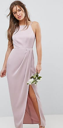 Asos brautjungfer kleid blau