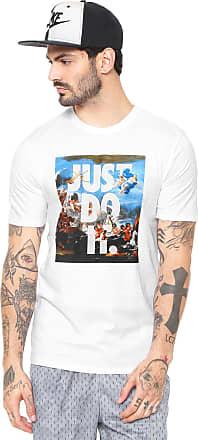Nike Camiseta Nike Sportswear M Nsw Tee Table Branca 76391301d19f1