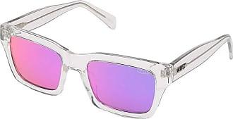 Quay Eyeware In Control (Clear/Purple/Pink) Fashion Sunglasses