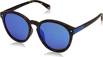Polaroid Unisexs PLD 6034/F/S 5X N9P 54 Sunglasses, Matt Havana/Grey Grey