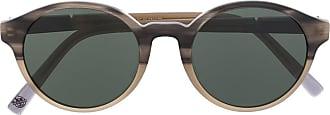 Vuarnet Óculos de sol redondo District 2001 - Marrom