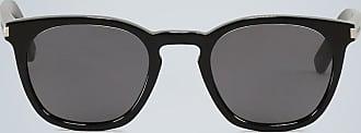 Saint Laurent Transparent acetate sunglasses