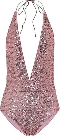 Oséree Exclusive to Mytheresa - Paillettes swimsuit