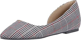 Chinese Laundry Womens Hiromi Ballet Flat, Black Plaid, 9 M US