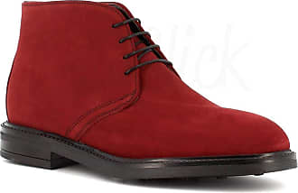 Generico Made in Italy Leather Boot - Burgundy Size: 9.5 UK