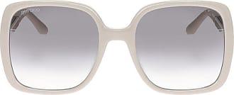 Jimmy Choo London Chari Sunglasses Womens Beige