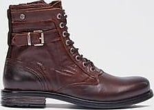 Sneaky Steve Boots Shed Buffalo Brun