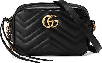 Gucci Mini borsa GG Marmont matelassé 5cbdfc6e2cef