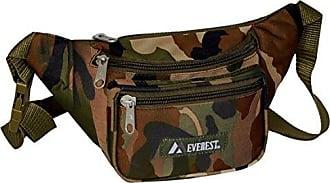 Everest Woodland Camo Waist Pack