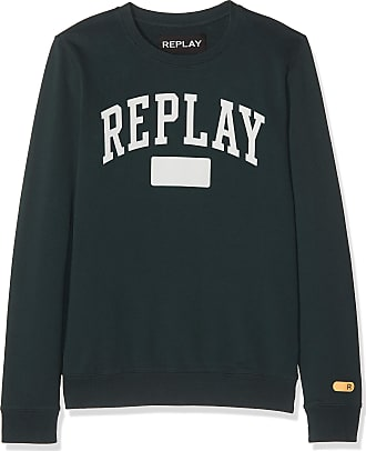 Replay Pullover Color Black