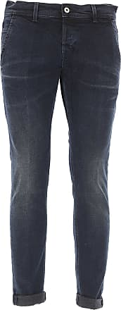 Dondup Jeans On Sale in Outlet, Dark Blue Denim, Cotton, 2019, 33 35 38