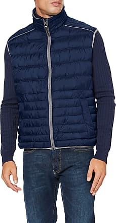 Bugatti Mens 470600-49010 Outdoor Gilet, Blue (Marine 380), XX-Large