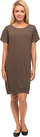 Merry Style Womens Dress Model 531 (Mocca, XL)