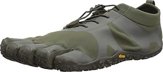 Vibram Fivefingers Mens V-Alpha, Herren, Militär-Stil Hiking Shoe, Military, 7.5 UK