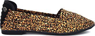 bernie mev. Womens Destiny Slip-On Flat (Leopard, 3)