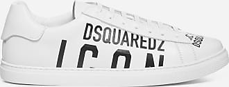 Dsquared2 Sneakers Icon in pelle - DSQUARED2 - uomo
