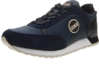 Colmar Travis Drill Sneakers Man Navy 40 0f472977a11