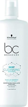 Schwarzkopf Professional Schwarzkopf BC Bonacure Deep Cleansing Shampoo 1000 ml
