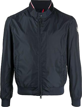 Moncler lightweight zipped jacket - Blue