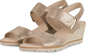 Gabor Wedges - CREME