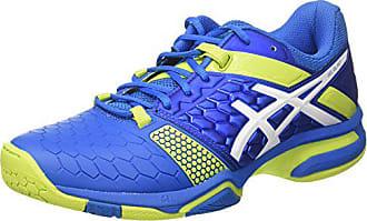 new style 21a13 c0449 Asics Gel-Blast 7, Chaussures de Handball Homme, Bleu (Directoire Blue