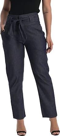 Osmoze Calça Jeans Osmoze Mom Azul 38