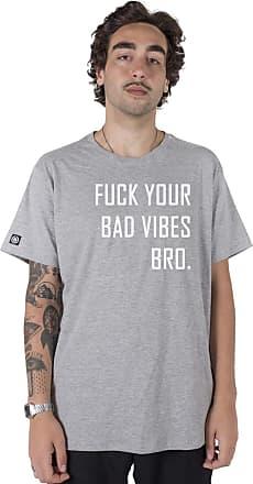 Stoned Camiseta Masculina Fuck Your Bad Vibes - Tsmfuckvib-cz-03