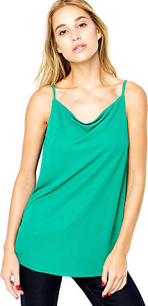 Finery Blusa Finery London Chester Slash Neck Cami Verde
