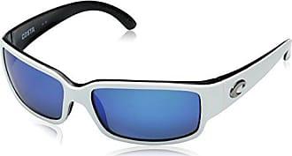 5412af5cc47 Costa Costa del Mar Unisex-Adult Cabalitto CL 30 OBMGLP Polarized Iridium  Wrap Sunglasses