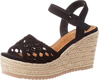 Refresh Womens 69575 Platform Sandals, Black (Negro Negro), 5.5 UK