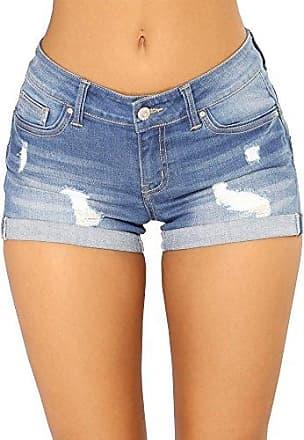 Shorts Panty Hotpants NEON Freizeit Short kurze Hose Sommer NEU Größe 34 36 38
