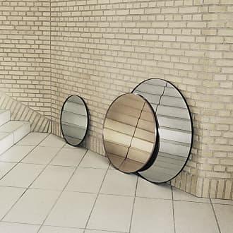 Solhem Spegel circum 90 cm black, aytm