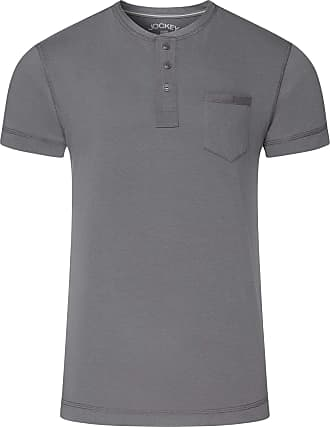Jockey Night and Day Short Sleeve Henley Shirt