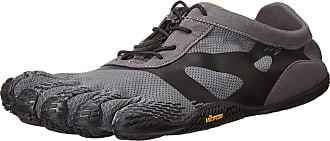 Vibram Fivefingers Kso Evo, Mens Fitness Shoes, Grey (Grey/Black), 10-10.5 UK (45 EU)