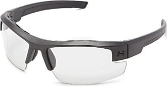b71eef731a66 Under Armour Eyewear Unisex UA Reliance Satin Carbon/Clear Z87  Rated(Tactical) Sunglasses