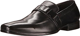 Kenneth Cole Reaction Mens Make IT Snappy Slip-On Loafer, Black, 7 M US