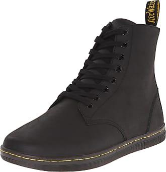 Dr. Martens Mens Tobias Greasy Lamper Boots Black Size: 13 UK