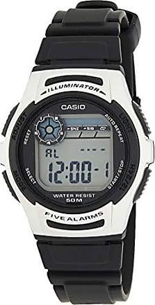 Casio Relógio Masculino Digital Casio W2131AVDF - Preto