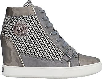 SNEAKERS BECKIE IMPRIME LOGO Blanc GUESS Baskets Femme Guess