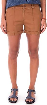 SideWalk Shorts Costura - Camel - Tam 36