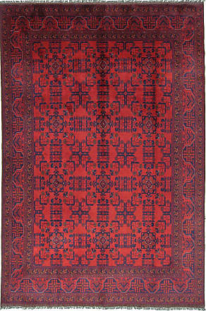 Nain Trading 297x199 Tappeto Orientale Khal Mohammadi Marrone Scuro/Arancione (Lana, Afghanistan, Annodato a mano)