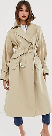 2nd Day 2NDDAY - Tallulah - Trenchcoat-Stone