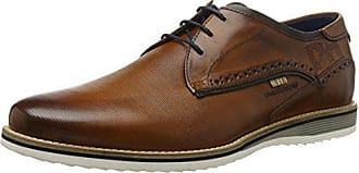 Derby 6300 Chaussures 811244011100 EU Marron Homme 41 Cognac Marron Hechter Daniel wxaqFF
