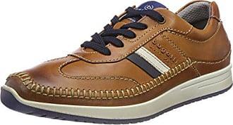 a16e136d88e Bugatti 311385041000 Sneakers voor heren - bruin (cognac), maat: 42