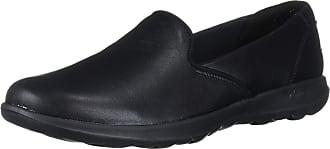 Skechers Womens Go Walk Lite-Fancy Loafer Flat