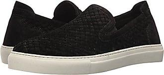 Donald J Pliner Mens Clark-ks Sneaker, Black Kid Suede, 11.5 M US