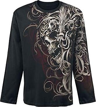 SPIRAL DIRECT MAJESTIC DRACO T-Shirt Biker//Dragon//Skull//Tattoo//Top//Tee//Wild//Fire